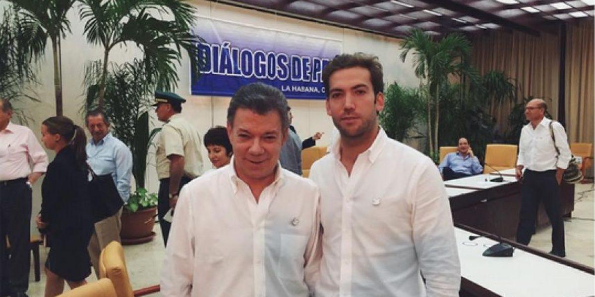 Así le respondió Martín Santos a Uribe por su publicación falsa