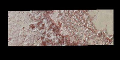 Las imágenes fueron tomadas por la nave espacial New Horizons de la NASA. Foto:Vía nasa.gov