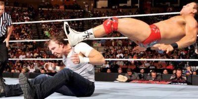 El mexicano tiene siete Campeonatos del Mundo Foto:WWE