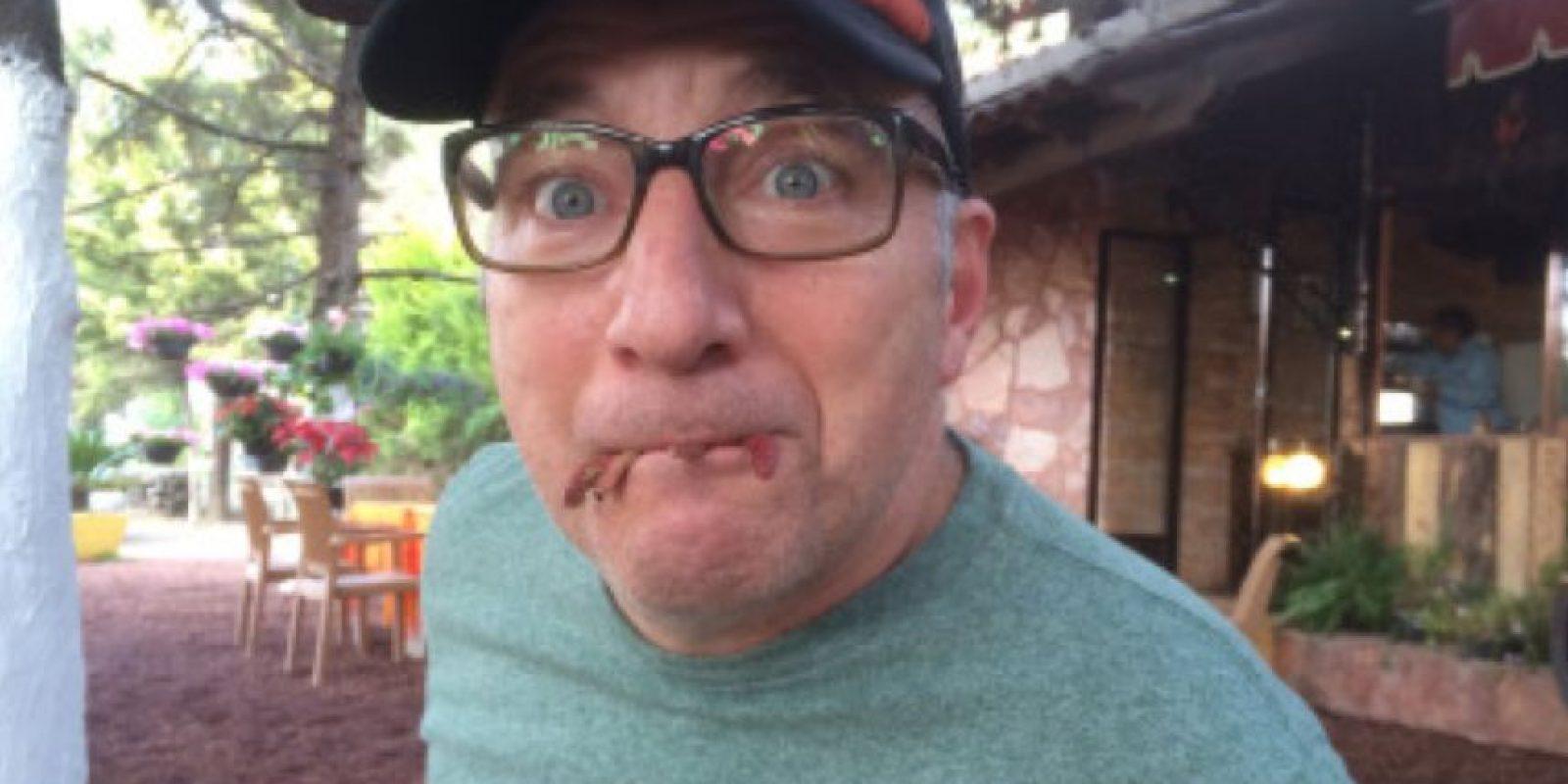 En este país comió gusanos. Foto:vía Beakman Live!
