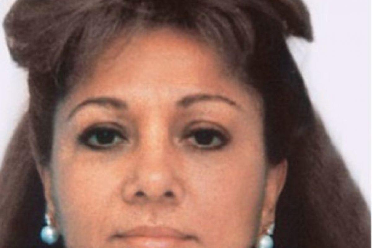 """""""La Monita Retrechera"""", que si bien no fue narcotraficante como tal, sí tuvo varios negocios y fue intermediaria entre el Cartel de Cali y el expresidente de Colombia Ernesto Samper. La asesinaron sicarios. Foto:vía Jet Set"""
