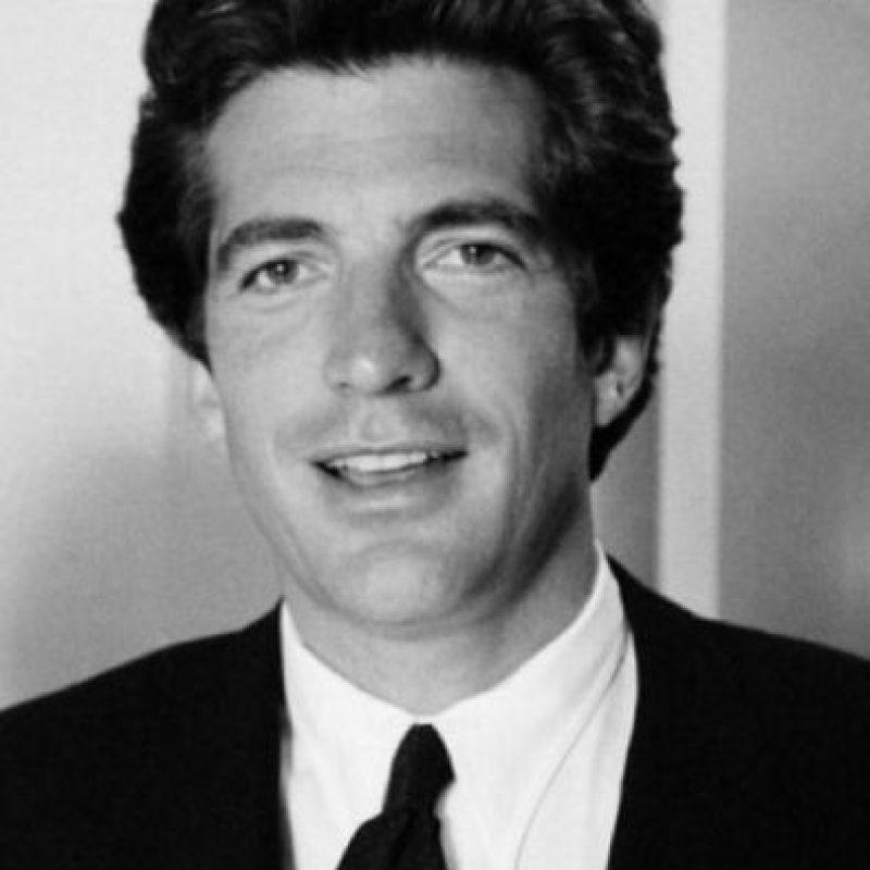 Trató de secuestrar al hijo de John F. Kennedy, John John. Foto:vía Getty Images