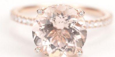 Tuvo un diamante rosado de 25,78 kilates perteneciente a la antigua primera dama argentina. Foto:vía Pinterest