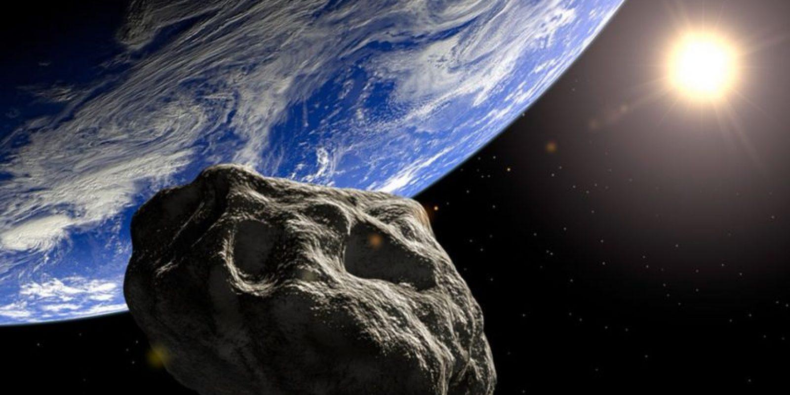 Caen cada 100 millones de años. Si cae uno, este provocaría un gran maremoto. Foto:vía Astroart