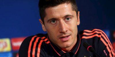Barcelona o Real Madrid son las opciones para el delantero polaco Foto:Getty Images