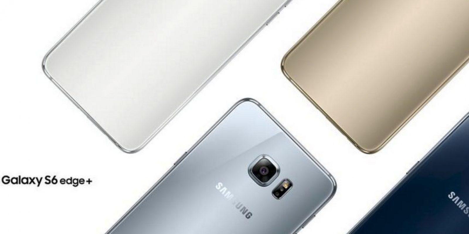 Mezcla de cristal y metal en su diseño. Disponible en colores blanco, gris, dorado y azul Foto:Samsung