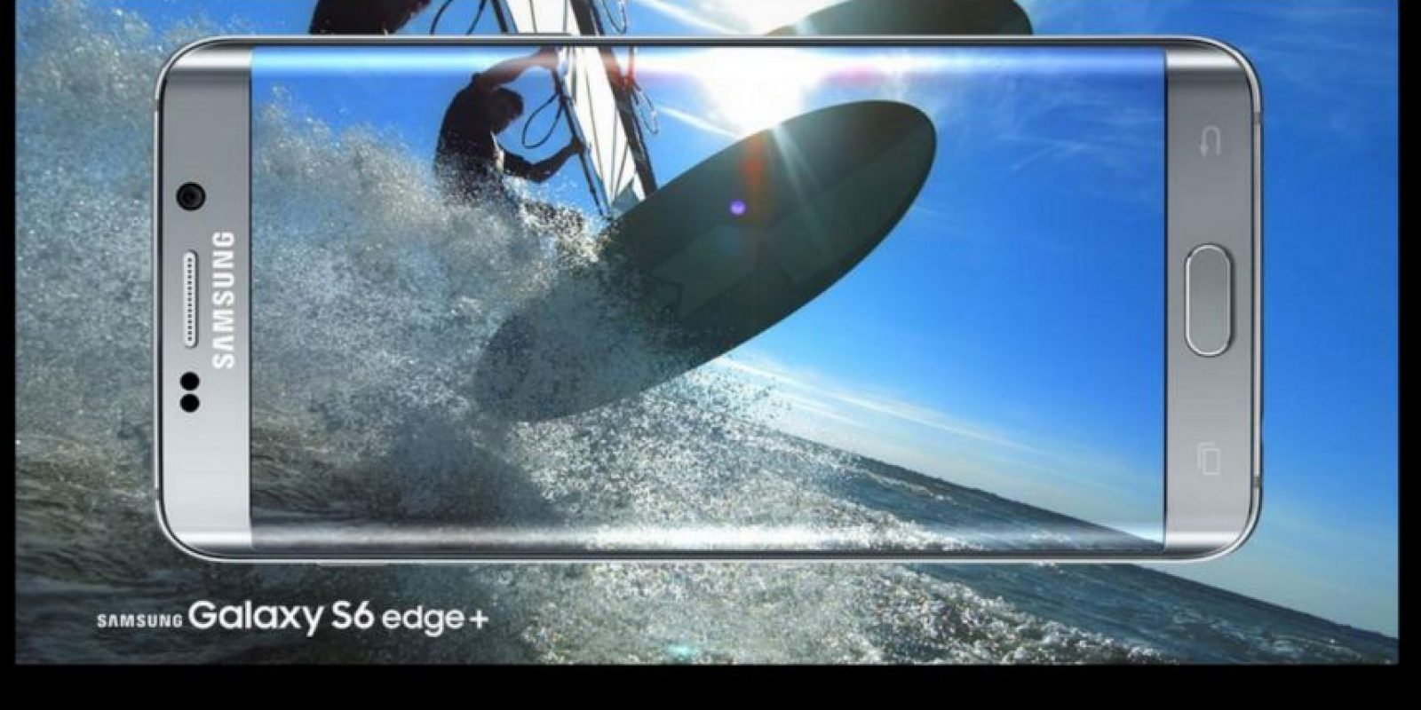 Mejoras en display, pantalla HD de 5.67 pulgadas Foto:Samsung