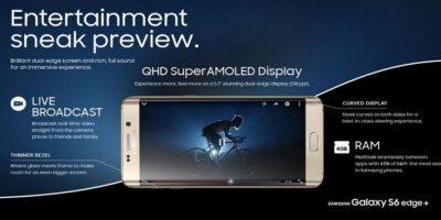 """Streaming"" de video predeterminado Foto:Samsung"