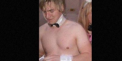 """Su novia lo botó por ser """"demasiado gordo"""". Le dijo que fuera a un gimnasio. Foto:vía Facebook"""