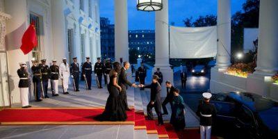 Hubo mucha elegancia. Foto:AP