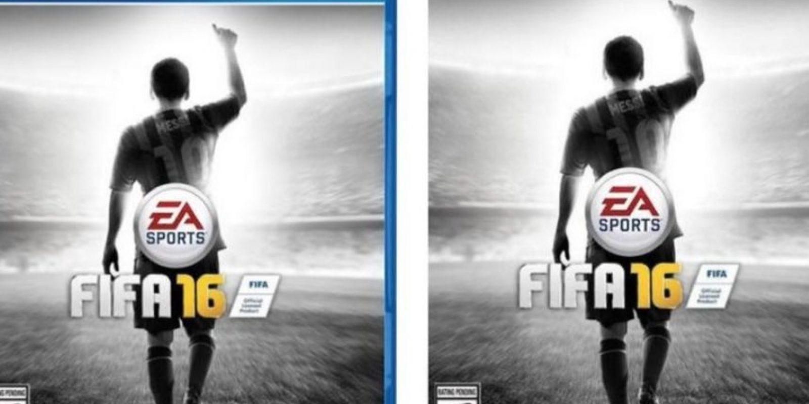 2) Pueden elegir la portada del juego. Foto:EA Sports