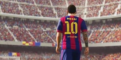 8) Regates sin tocar el balón. Foto:EA Sports
