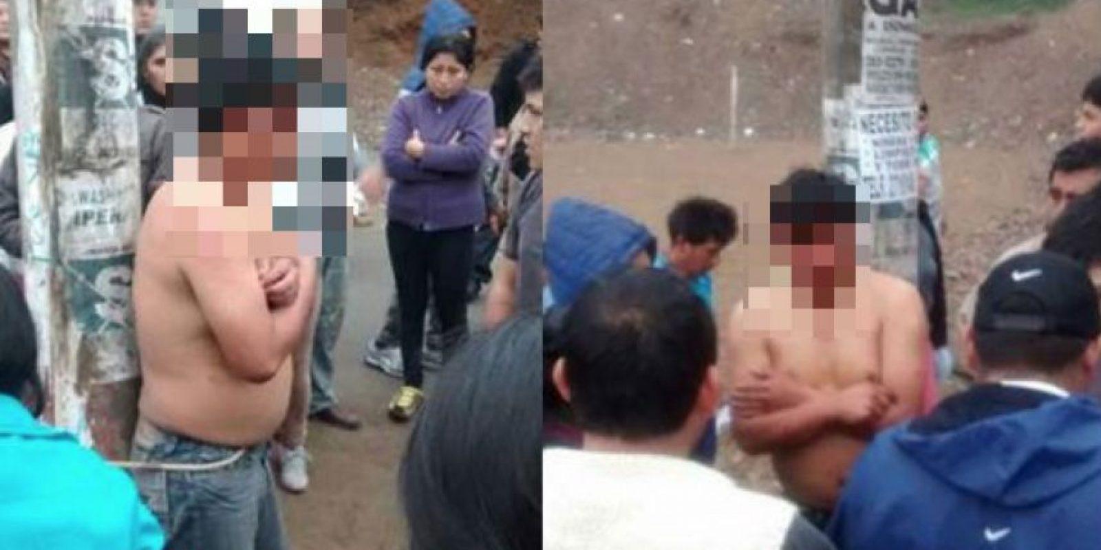 """Se llaman """"Chapa tu Choro"""" y están en varias ciudades del país. Foto:vía Facebook/Chapa tu Choro"""