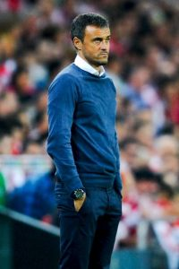 Luis Enrique Foto: Getty Images