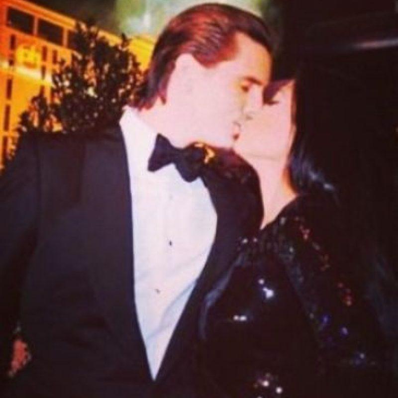 Kourtney Kardashian y Scott Disick Foto:Getty Images
