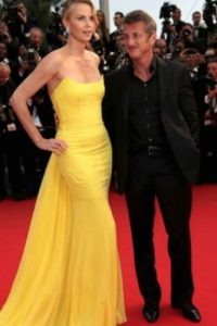 Charlize Theron y Sean Penn Foto:Getty Images