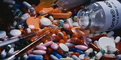 """Los esteroides también causan acné, compartió el sitio """"Vitonica"""". Foto:Pinterest"""