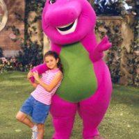 """En 2003, la actriz se unió al elenco de """"Barney y sus amigos"""" Foto:IMDB"""