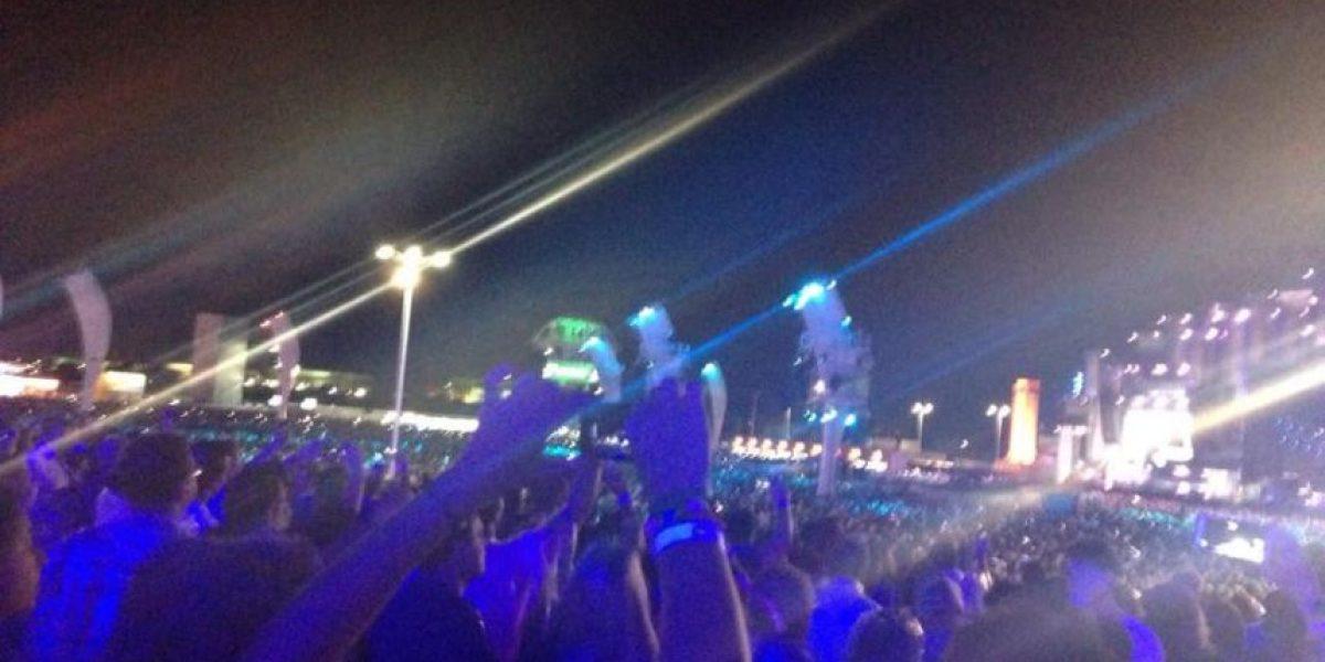 Así fue el show de Rihanna en Rock in Río 2015