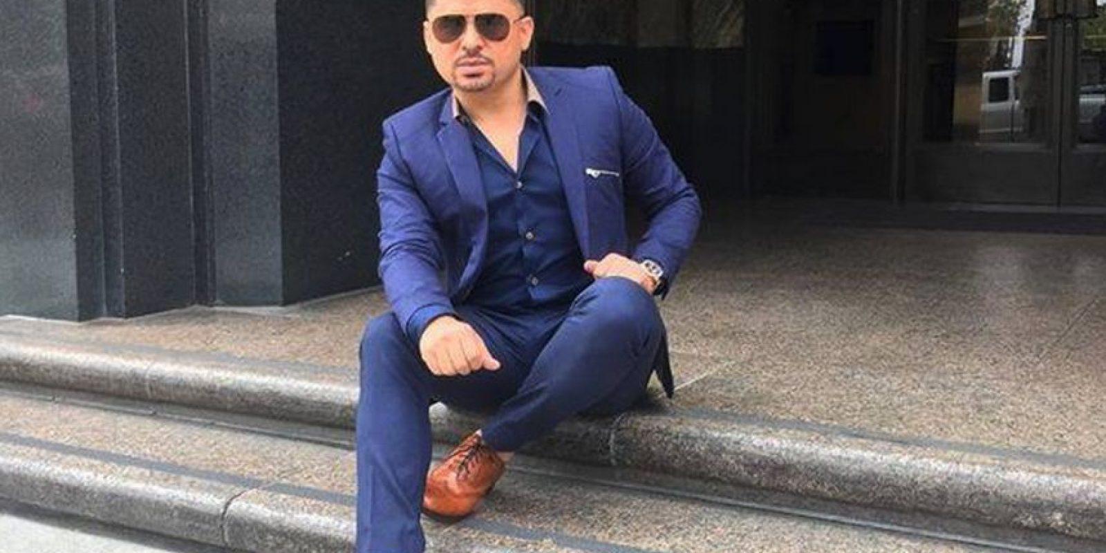 Larry Hernández, ha llegado a revolucionar un movimiento y un estilo muy importante dentro de la industria de la música. Foto:Vía facebook.com/larry.hernandez