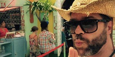Al ser miembro del grupo danes/noruego Aqua ha logrado nada menos que 10 Top Hits de 10 posibles. Él y su compañero de banda Claus escribieron y produjeron los dos álbumes de Aqua (Aquarium y Aquarius). Foto:Vía instagram.com/sorenrasted/