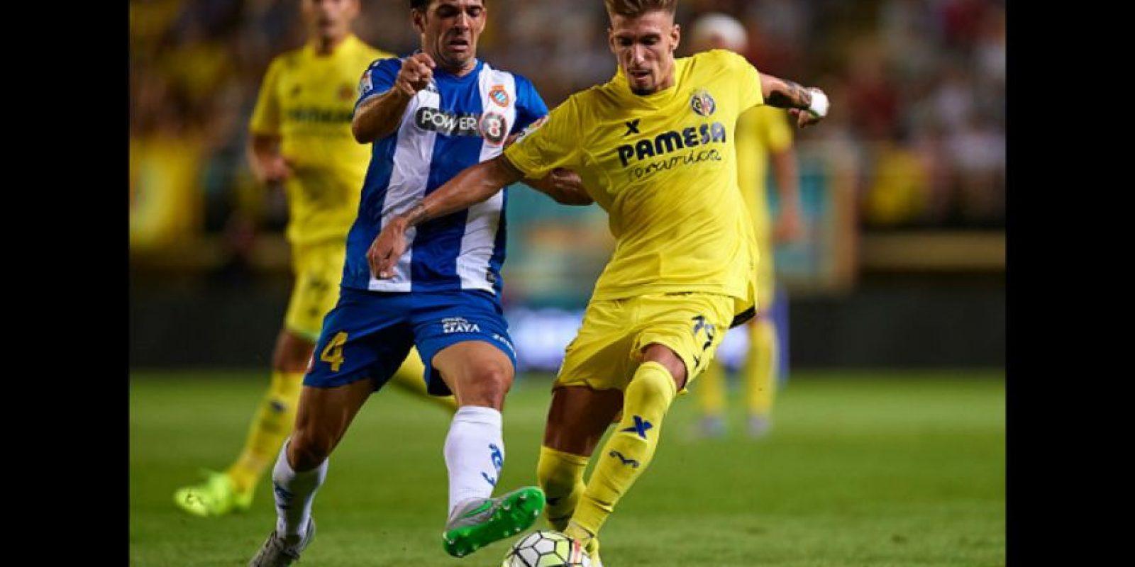 En la fecha 2, vencieron 3-1 al Espanyol de Barcelona. Foto:Getty Images