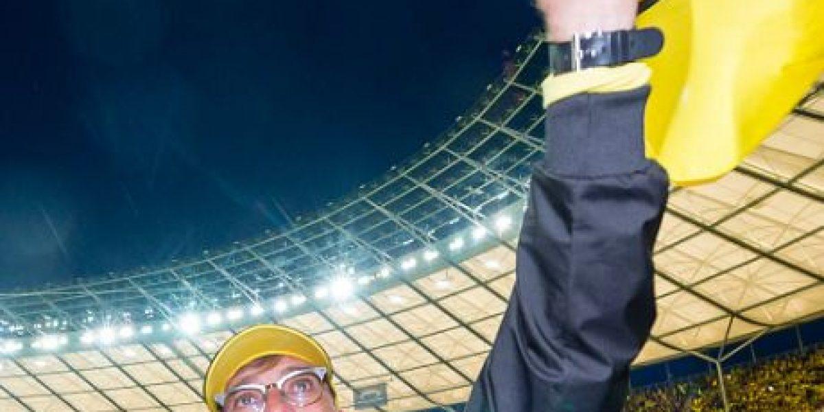 Jurgen Klopp iría al Liverpool con dos condiciones