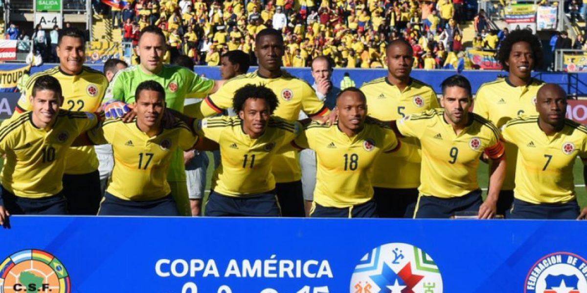 Así se ven los jugadores de la Selección Colombia en PES 2016