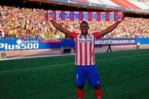 Foto:Atlético de Madrid