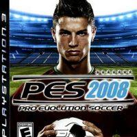 """PES 2008"" con el portugués Cristiano Ronaldo. Foto:Konami"