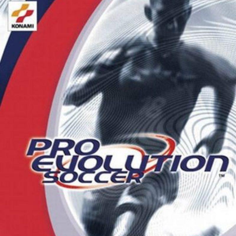 Pro Evolution Soccer (2001) Foto:Konami