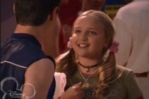 """A los 13 años, la actriz se convirtió en una de las protagonistas de """"Phil del Futuro"""" Foto:vía YouTube"""