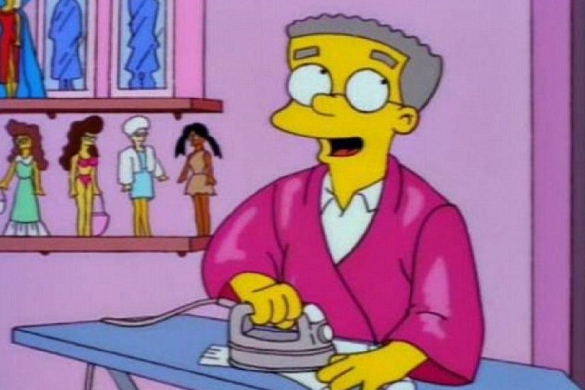 """De acuerdo con las declaraciones del productor ejecutivo Al Jean, """"Smithers"""" tendrá mucho protagonismo en la nueva temporada de los personajes amarillos. Foto:20th Century Fox"""