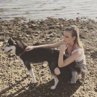 """Hatchi"" son el nombre de las mascotas de Perrie Foto:Instagram/perrieeele"