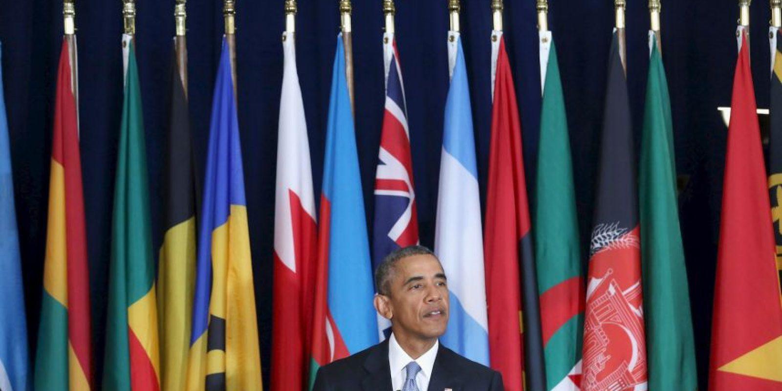 Este indicó que Estados Unidos está dispuesto a trabajar con otras naciones contra la guerra en Siria. Foto:Getty Images