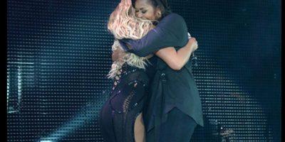 Michelle Obama aseguró sentir admiración por la cantante Beyoncé Foto:Vía Twitter @Bey_Legion