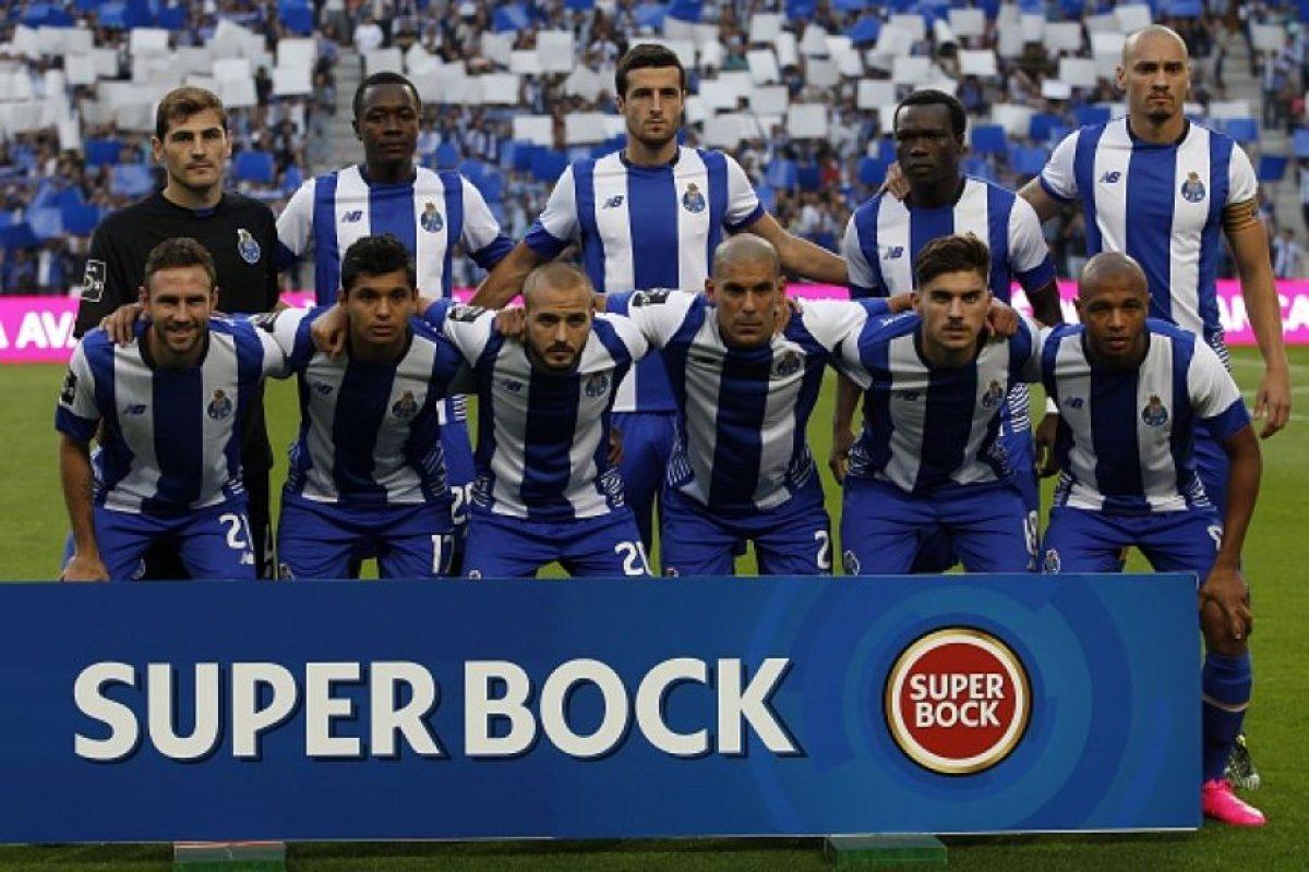 Porto recibe a Chelsea en el Estadio do Dragao. Foto:Getty Images