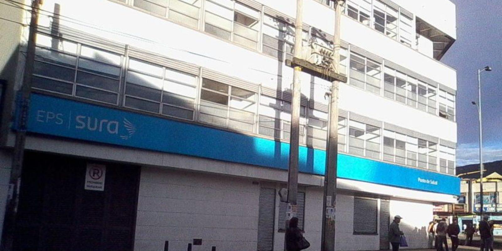 La mejor EPS del país según Merco es EPS Sura Foto:Tomada de civico.com