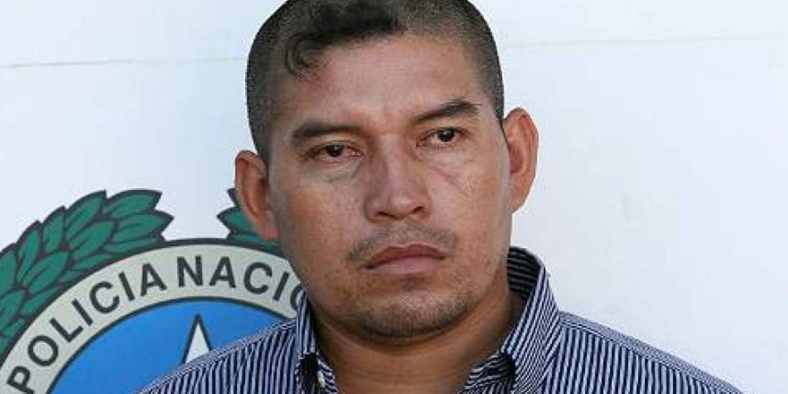 Martín Farfán, alias 'Pijarbey' Foto:Policía
