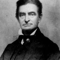 El periodista John Brown, quien luchó por abolir la esclavitud Foto:Wikipedia