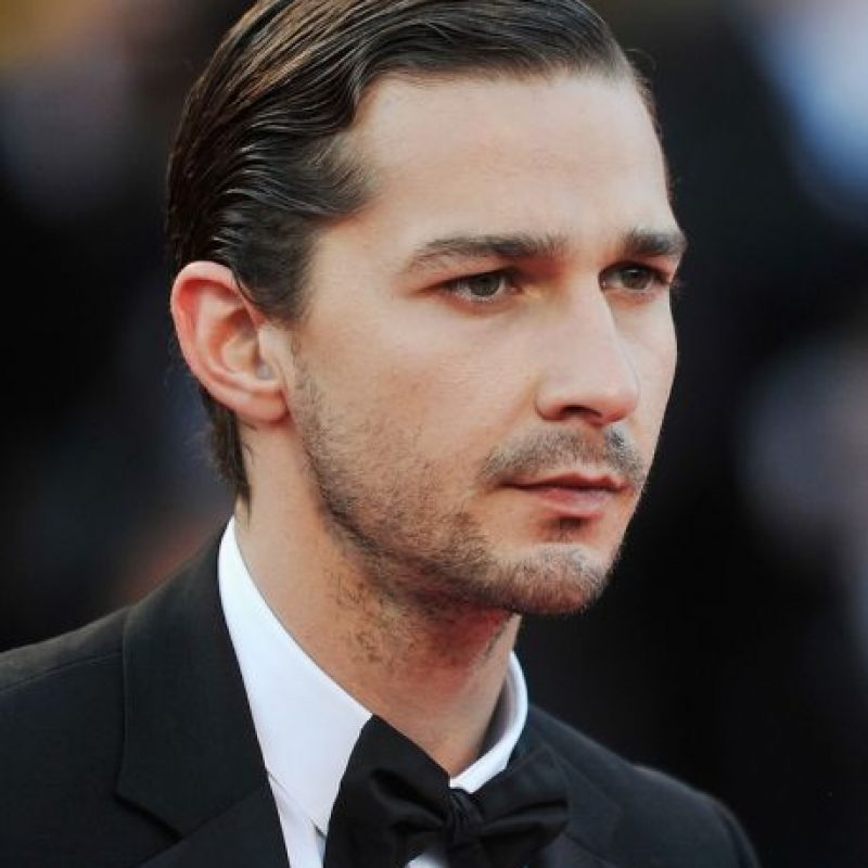 El actor Shia LaBeouf Foto:Getty Images