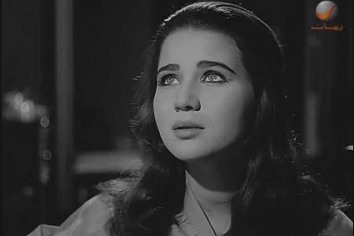 Zubaida Tharwat, una actriz egipcia. Foto:Wikipedia