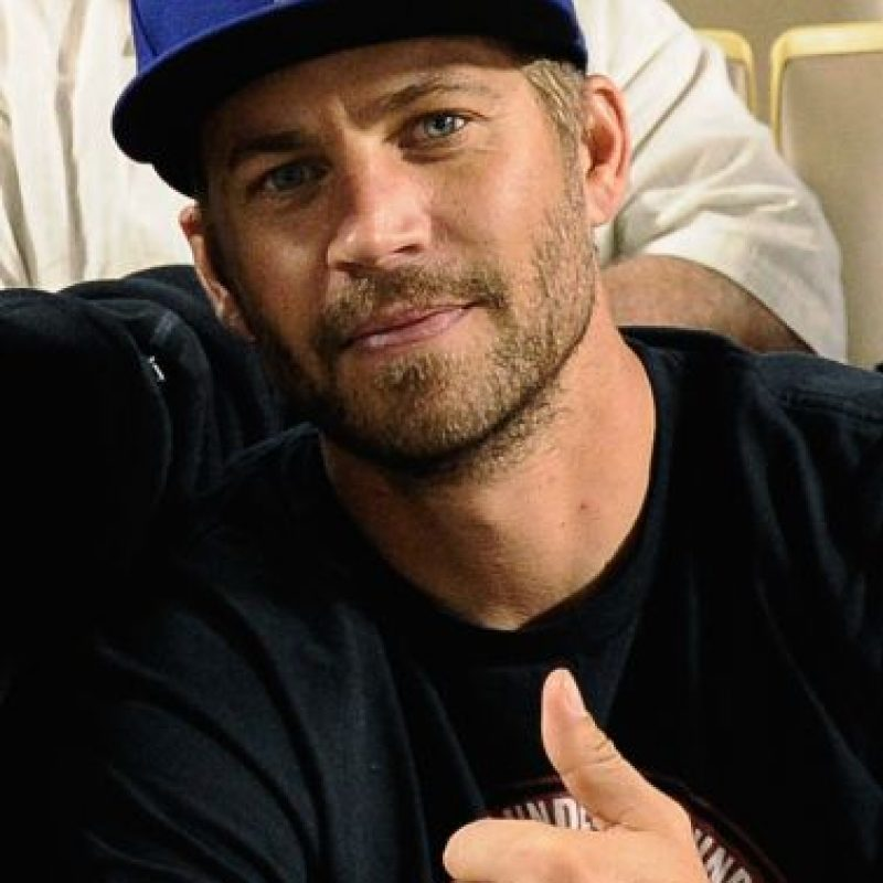 Paul Walker murió en un accidente de auto el 30 de noviembre de 2013. Foto: Getty Images
