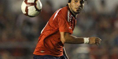 """El jugador que se destacó con Independiente de Avellaneda se pasó de sincero: """"Nunca quise ser jugador de fútbol. Yo al fútbol lo tomo como un trabajo. Por eso por más vago que sea, corro"""". Foto:Archivo AFP."""