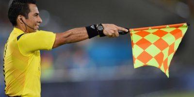 Estos son las polémicas arbitrales más escandalosas en la historia del fútbol Foto:Getty Images