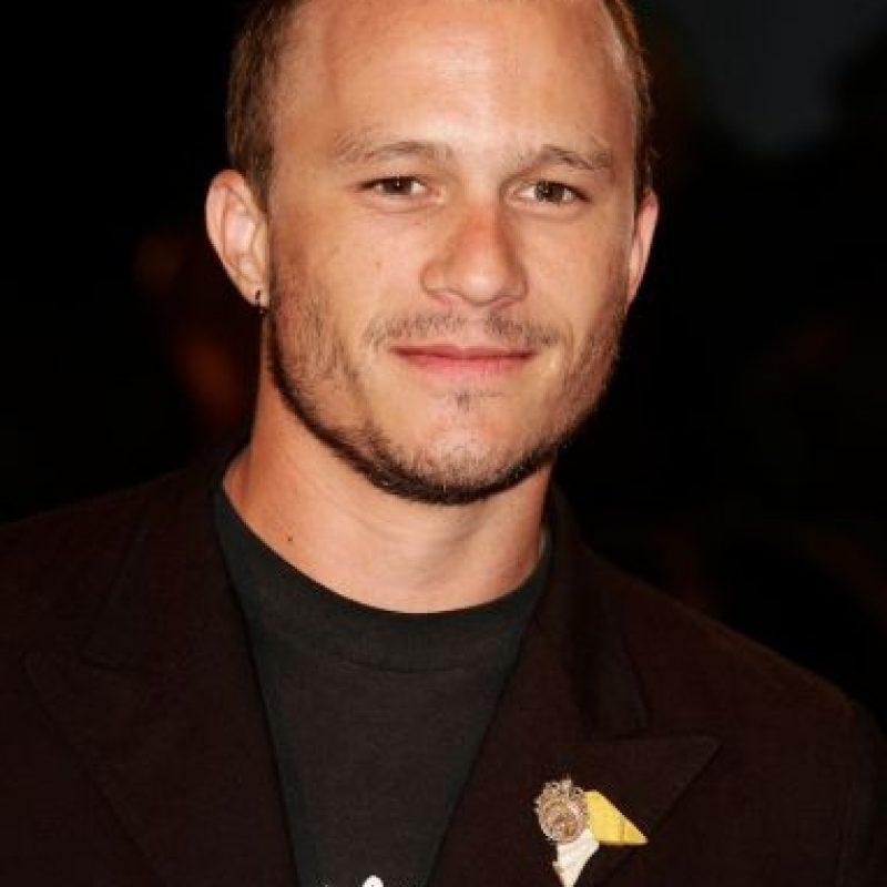 Heath Ledger Foto: Getty Images