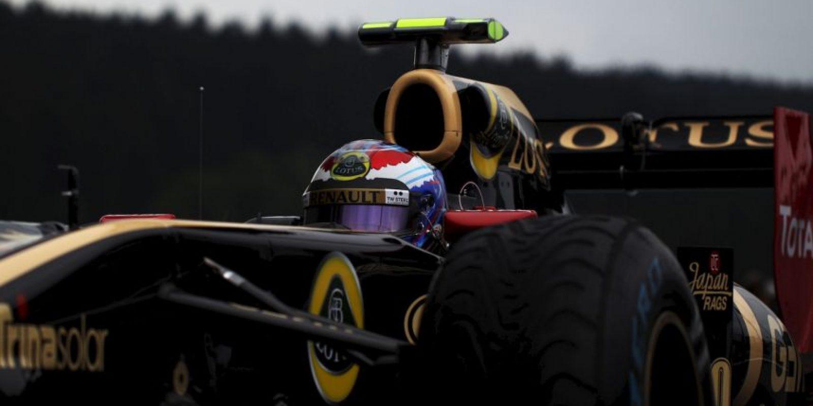 En 38 carreras logró 1 podio, 1 vuelta rápida y 64 puntos. Foto:Getty Images