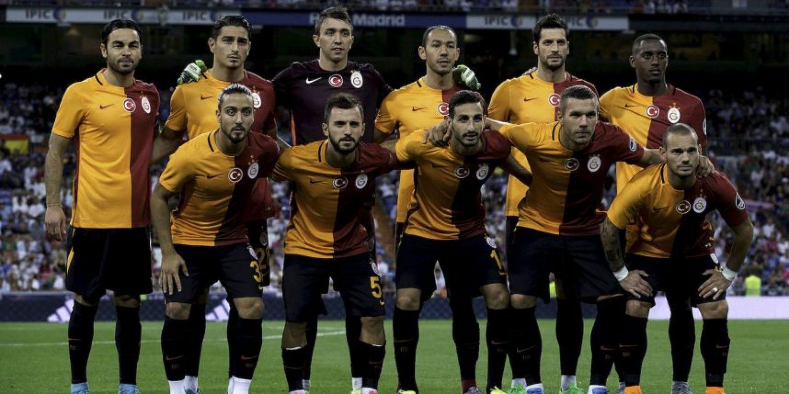 Dos horas y 45 minutos antes del resto de los partidos, Galatasaray (Turquía) se mete a la casa del FC Astana (Kazajstán). Foto:Getty Images