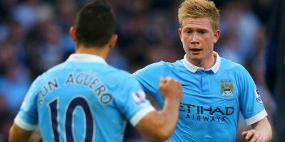 Manchester City (Inglaterra) hará el viaje para medirse al Borussia Monchengladbach (Alemania). Foto:Getty Images