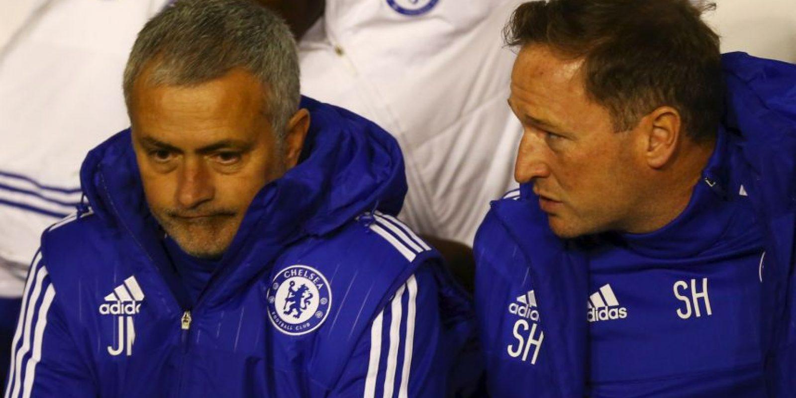 En la Premier League no les ha ido nada bien. Con 8 puntos, son 14º de la clasificación. Foto:Getty Images